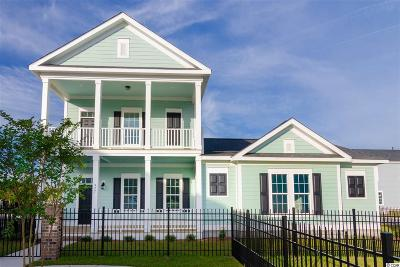 Myrtle Beach, North Myrtle Beach Single Family Home For Sale: 977 William Curry Alley