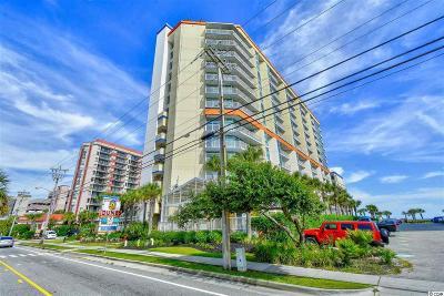 Myrtle Beach, North Myrtle Beach Condo/Townhouse For Sale: 5300 N Ocean Blvd. #1110