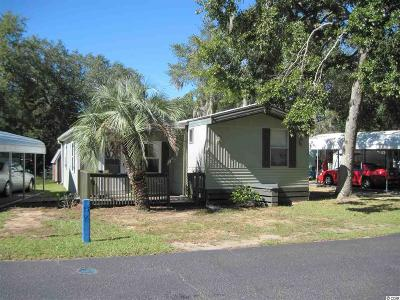 Murrells Inlet Single Family Home For Sale: 115 Burr Circle