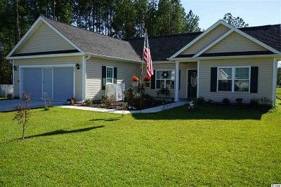 Conway Single Family Home For Sale: 120 Family Farm Rd.