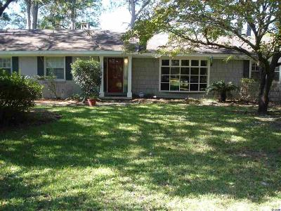 Pawleys Island Single Family Home For Sale: 1145 Hawthorn Dr.