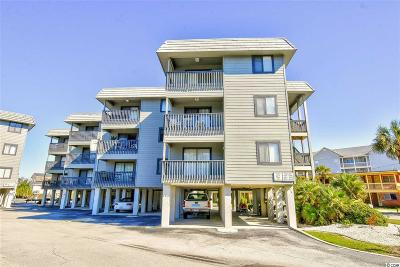 North Myrtle Beach Condo/Townhouse For Sale: 6000 N Ocean Blvd. #339