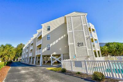North Myrtle Beach Condo/Townhouse For Sale: 211 N Hillside Dr. #305
