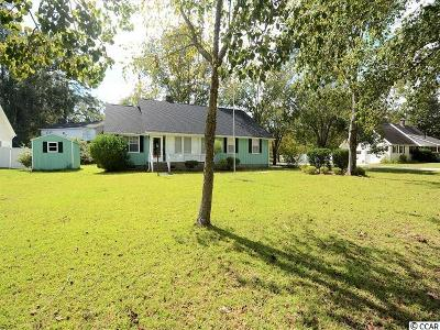Conway Single Family Home For Sale: 217 Country Club Dr.