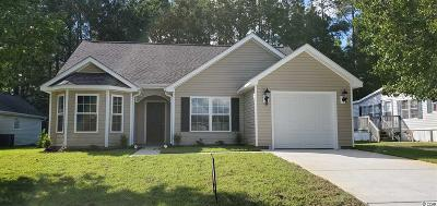 Conway Single Family Home For Sale: 3817 Mayfield Dr.