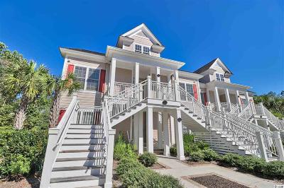 Murrells Inlet Condo/Townhouse For Sale: 101 Old Course Rd. #101-C
