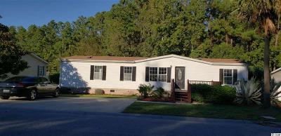 Murrells Inlet Single Family Home For Sale: 322 Misty Breeze Ln.