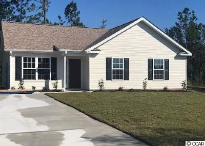 Conway Single Family Home For Sale: 1868 Northlake Dr.