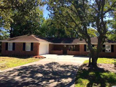 Surfside Beach Single Family Home For Sale: 1565 Crooked Pine Dr.