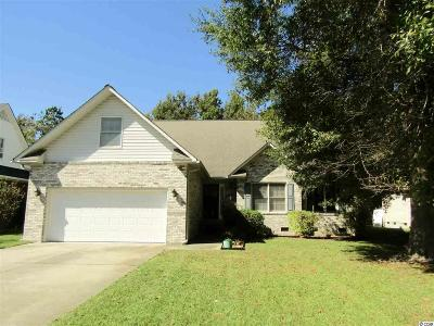 Murrells Inlet Single Family Home For Sale: 9216 Greeneedle Pl.