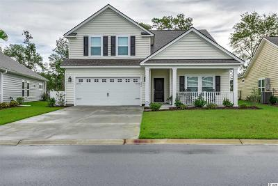 Murrells Inlet Single Family Home For Sale: 240 Sherwood Dr.