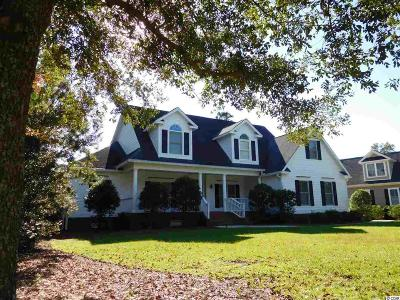 Pawleys Island Single Family Home For Sale: 524 Reserve Dr.