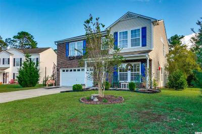 Myrtle Beach Single Family Home For Sale: 974 Willowbend Dr.