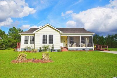 Conway Single Family Home For Sale: 209 Haley Ln