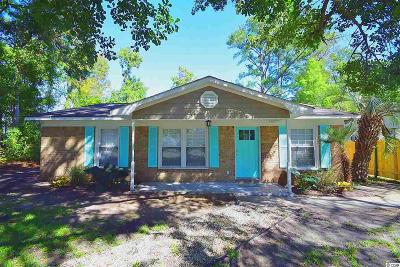 Surfside Beach Single Family Home For Sale: 720 5th Ave. S