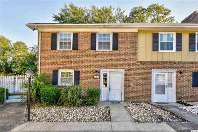 Myrtle Beach Condo/Townhouse For Sale: 4505 S Kings Hwy. #B8