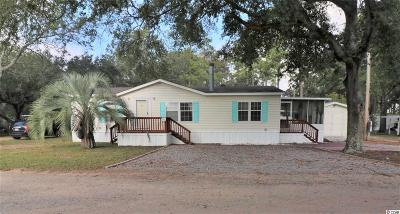 Murrells Inlet Single Family Home For Sale: 600 Live Oak Dr.