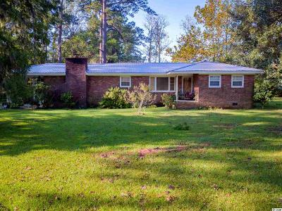 Myrtle Beach Single Family Home For Sale: 6189 Enterprise Rd.