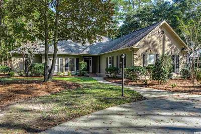 Murrells Inlet Single Family Home For Sale: 4604 Carriage Run Circle