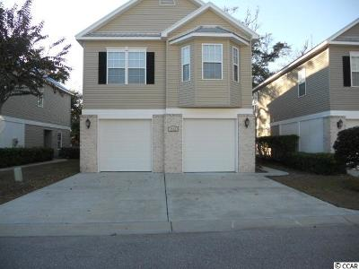 North Myrtle Beach Single Family Home For Sale: 1506 Cottage Cove Circle