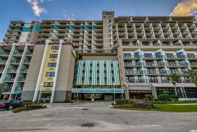 Myrtle Beach Condo/Townhouse For Sale: 201 N 77th Ave. N #832