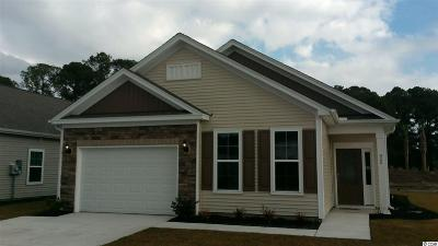 Murrells Inlet Single Family Home Active-Pend. Cntgt. On Financi: 188 Heron Lake Ct.