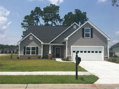 Myrtle Beach Single Family Home For Sale: 7071 Swansong Circle