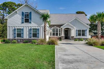 Myrtle Beach Single Family Home Active-Pend. Cntgt. On Financi: 414 41st Ave. N