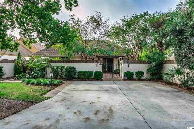 Myrtle Beach Single Family Home For Sale: 7 Valencia Circle