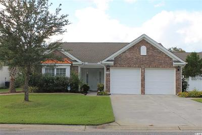 Myrtle Beach Single Family Home For Sale: 830 Riverward Dr.