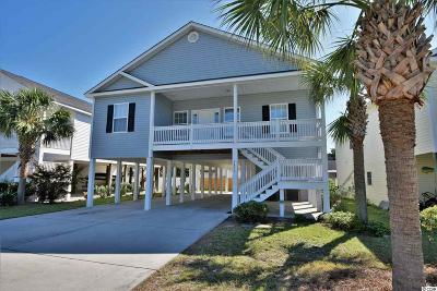 North Myrtle Beach Single Family Home For Sale: 1811 Madison Dr.