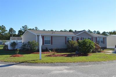 Myrtle Beach SC Single Family Home For Sale: $129,900