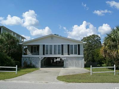 Pawleys Island Single Family Home For Sale: 258 Sundial Dr.