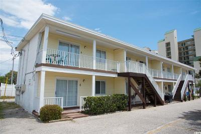 North Myrtle Beach Condo/Townhouse For Sale: 4300 S Ocean Blvd. #5