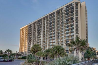 Myrtle Beach Condo/Townhouse For Sale: 9820 Queensway Blvd. #508