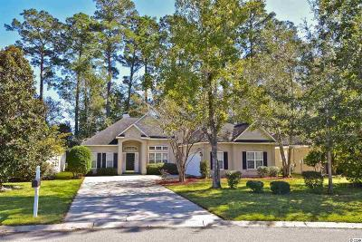 Murrells Inlet Single Family Home For Sale: 1177 N Blackmoor Dr.