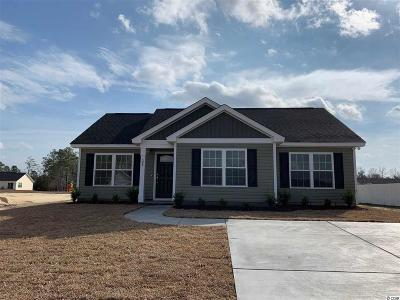 Conway Single Family Home For Sale: 106 Pumpkin Ash Loop