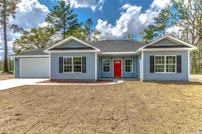Conway SC Single Family Home For Sale: $171,500