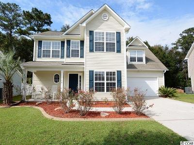 Myrtle Beach SC Single Family Home For Sale: $205,000