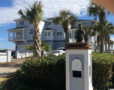Myrtle Beach Single Family Home For Sale: 8802 N Ocean Blvd.