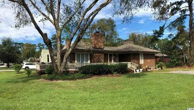 Myrtle Beach SC Single Family Home For Sale: $174,900