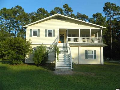 Pawleys Island Single Family Home Active Under Contract: 93 Colonial Ct.