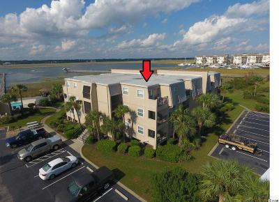 Garden City Beach Condo/Townhouse Active-Pend. Cntgt. On Financi: 1582 S Waccamaw Dr. #36