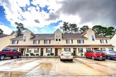 Myrtle Beach SC Condo/Townhouse For Sale: $89,900
