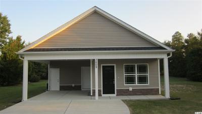 Single Family Home For Sale: 3809 W Marion St.