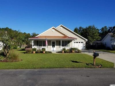 Myrtle Beach SC Single Family Home For Sale: $182,900