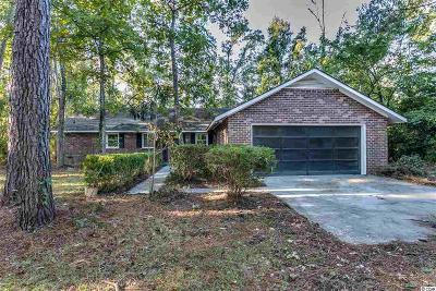 Pawleys Island Single Family Home For Sale: 209 Old Serenity Dr.