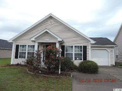 Myrtle Beach SC Single Family Home For Sale: $148,000