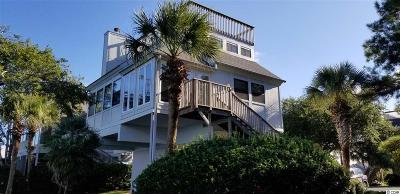 Pawleys Island Single Family Home For Sale: 143 Oyster Catcher Pl.