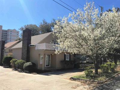 North Myrtle Beach Single Family Home For Sale: 1901-A Holly Dr.
